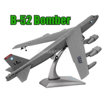 £22.67 • Buy B-52 Bomber Aircraft Model 1/200 Scale Aolly Diecast Plane Military Toy Gift