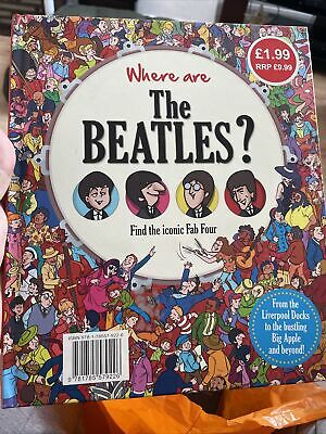 £1 • Buy Where Are The Beatles Book