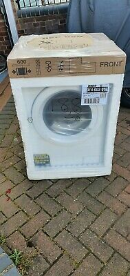 £399 • Buy Zanussi ZWD76NB4PW 7Kg / 4Kg Washer Dryer With 1600 Rpm - White - E Rated