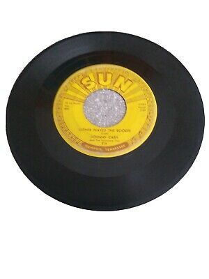 £2.18 • Buy JOHNNY CASH Thanks A Lot / Luther Played The Boogie SUN 316