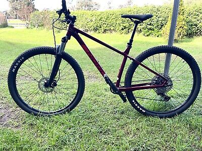 AU900 • Buy Norco Storm 1 Red/Red Medium 29 Mountain Bike