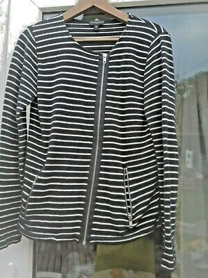 £6 • Buy The White Company Zip Up Top Size Medium...good Clean Condition