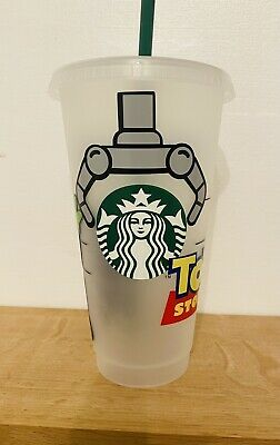 £14.99 • Buy Personalised Disney Starbucks Cup With Straw