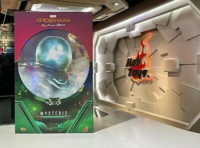 $ CDN520.04 • Buy Hot Toys Spider-Man Far From Home 1/6th Scale Mysterio Collectible Figure MMS556