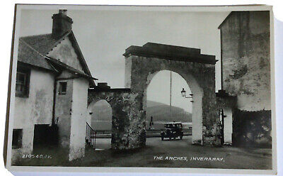 £0.99 • Buy Inverary Arches , Argyll Postcard RP In Fine Condition.