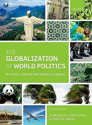 £7.70 • Buy The Globalization Of World Politics: An Introduction To International Relations…