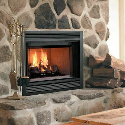 $999.99 • Buy Majestic Sovereign Heat Circulating Fireplace - 42    SA42C   Convertible To Gas