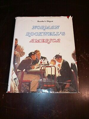 $ CDN8.79 • Buy Reader's Digest 1976 Norman Rockwell's America Coffee Table Book Art Collectible