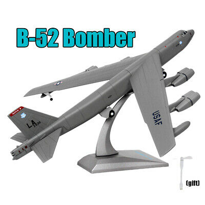 £23.06 • Buy American B-52 Bomber Aircraft Model 1/200 Plane Air Force   Toy Gift