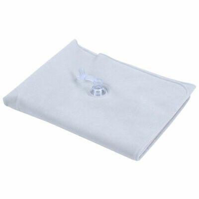 AU5.58 • Buy Double Sided Air Inflatable Pillow Cushion Pad Travel Sleep Support Soft C7F3