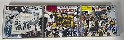£27.95 • Buy The Beatles Anthology Double CD Sets 1, 2 & 3   6 CD's 3 Booklets