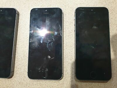 $ CDN384.22 • Buy JOB LOT QTY 42 IPHONE 5s & 5C ICLOD LOCKED Or Broken Screen SPARES ONLY P&P INCL