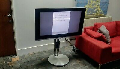 £79.99 • Buy Bang & Olufsen Tv Beovision 7 40 Dtv Motorised Stand And Beoremote 4 Type 9364