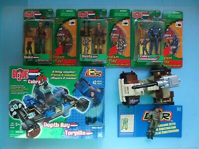 $ CDN39.99 • Buy G.I. Joe: G.I. Joe Vs. Cobra Sky Troops 3.75-in Figures And Vehicles Lot