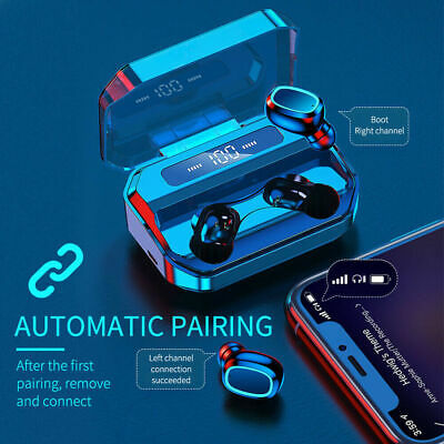 $ CDN10.90 • Buy Wireless Bluetooth Earbuds For Iphone Samsung Android Earphone IPX7 WaterProof