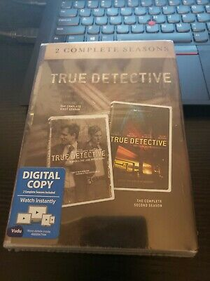 £10.90 • Buy True Detective The First And Second Season Dvd (seasons 1 & 2) New