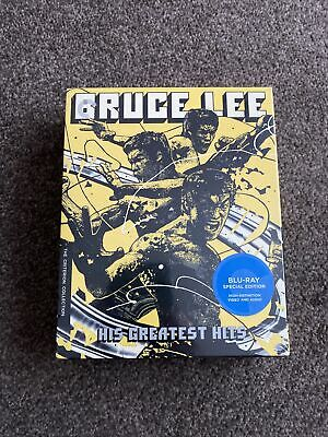 £89.99 • Buy CRITERION COLLECTION: Bruce Lee - His Greatest Hits (BLU RAY) Region A Sealed