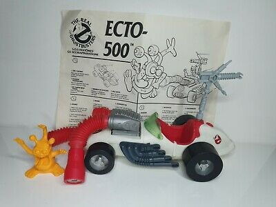 £15 • Buy Vintage,The Real Ghostbusters,Ecto-500,100% Complete,1989, Kenner,Damaged