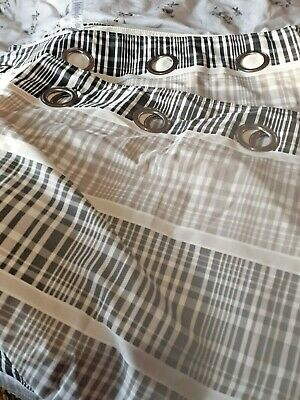 £6 • Buy 1 Pair Of Next Curtains...each Curtain Measures...53  W...72 L...good Clean Cond