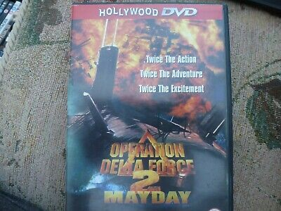£0.50 • Buy Operation Delta Force 2 - Mayday - Dvd