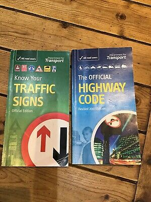 £3 • Buy The Official Highway Code & Know Your Traffic Signs