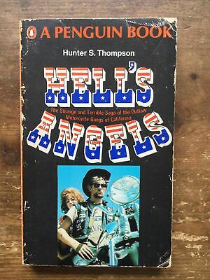 £22.95 • Buy Hells Angels Hunter S Thompson 1967 Edition Outlaw Bikers 1%er Gonzo