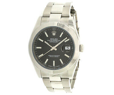 $ CDN10951.99 • Buy 2004 Rolex Datejust 41mm, Stainless Steel W/Box & Booklet