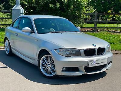£3795 • Buy 2007/57 BMW 1 Series 2.0 123d M Sport 2dr Twin Turbo Manual Coupe PX LEATHER