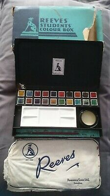 £30 • Buy Reeves Students Colour Box 61A