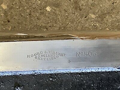 £100 • Buy Moore And Wright No506 Surface Plate Engineering  Lathe Tools Mill Inspection