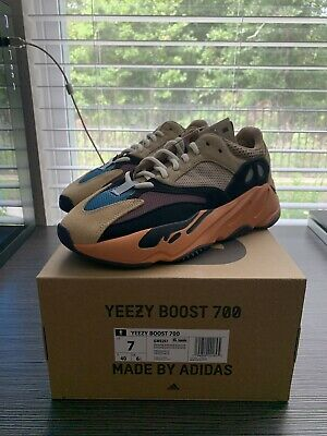 $ CDN424.44 • Buy Adidas Yeezy 700 Boost 'Enflame Amber' | GW0297 | Size 7 | *BRAND NEW*