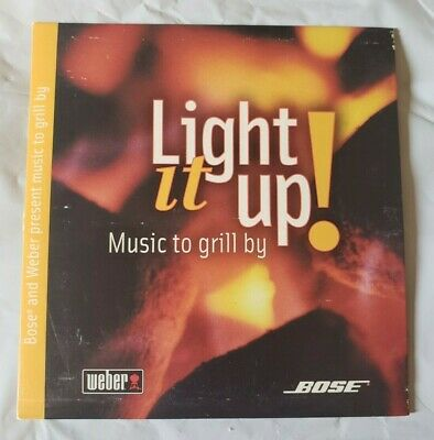 $ CDN25.16 • Buy BOSE And Weber Light It Up Music To Grill By CD 2003 Prime Cuts