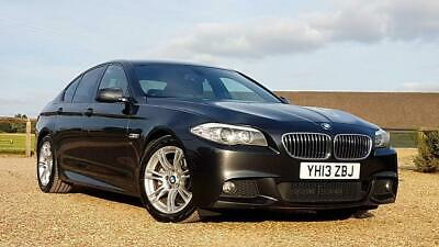 £7450 • Buy Bmw 5 Series 520d M Sport 2.0 Automatic Alloys Tinted 2013 Px