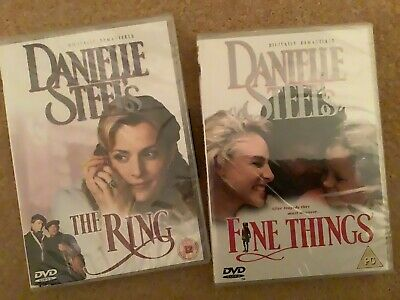 £3 • Buy Two Danielle Steel's Movies, The Ring & Fine Things, Factory Sealed DVDs.