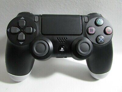 AU42.05 • Buy USED Sony PS4 PlayStation 4 DualShock ZCT2U Controller - Aftermarket Black Shell
