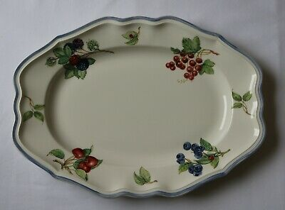 £10 • Buy Villeroy & Boch 1748 Country Collection Serving Platter 14.5  X 10.5