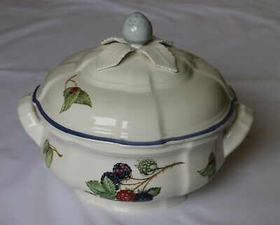 £25 • Buy Villeroy & Boch 1748 Country Collection Round Tureen Bowl. Made In Germany