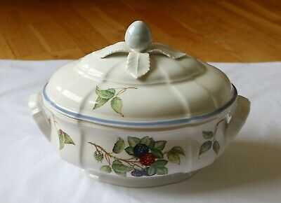 £35 • Buy Villeroy & Boch 1748 Country Collection Oval Tureen Bowl With Lid