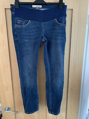 £5 • Buy Womens Maternity Jeans Size 10 32L