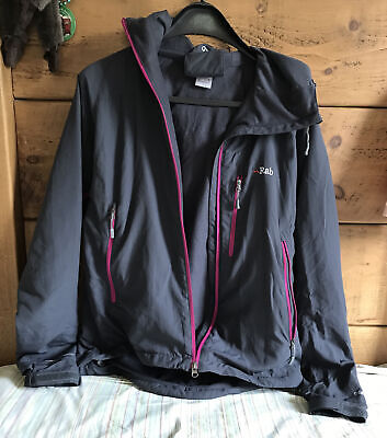 £45 • Buy Rab Vapour Rise Jacket Ladies UK Size 14- Used Very Good Condition Grey