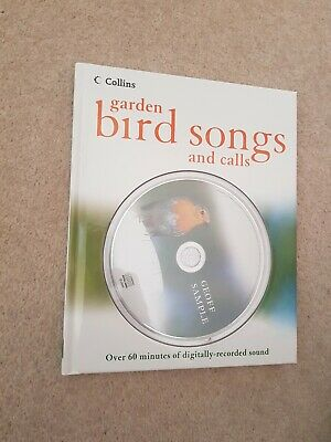 £1.50 • Buy Collins Garden Bird Songs And Calls By Geoff Sample CD And Book Used