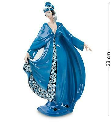 $ CDN314.71 • Buy Figurine Porcelain Di Kaye Lady Beautiful New Statue Italy With Gift Box 33 Cm