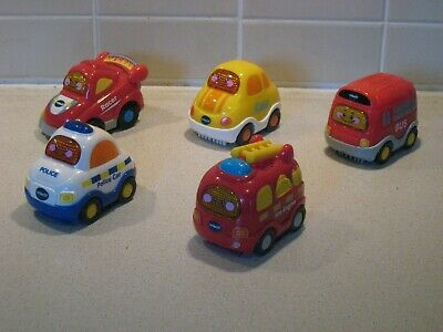 £9.25 • Buy Toot Toot ~ Police Car  ~ Fire Engine  ~ Racer ~ Car ~ Bus ~ NOW DOWN IN PRICE