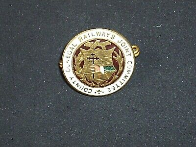 £0.99 • Buy Badge.  County Donegal Railways Joint Committee