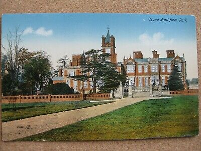 £3 • Buy Crewe Hall From The Park, Crewe, Cheshire