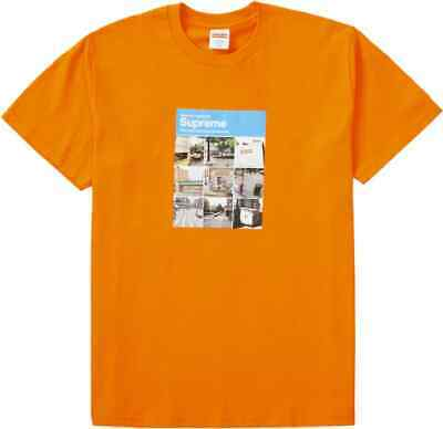 $ CDN75.53 • Buy Authentic Supreme Verify Tee Large New In Bag Limited Edition Sold Out Fw20