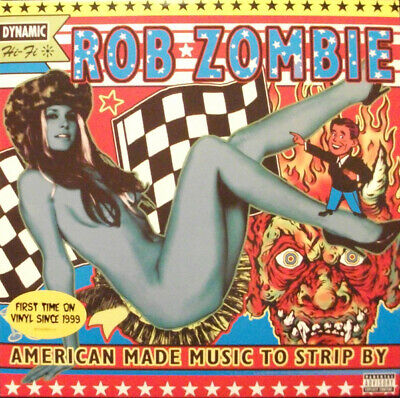AU52.99 • Buy Rob Zombie - American Made Music To Strip By - 2 Lp Vinyl New Album