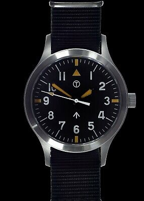 $175 • Buy MWC Mk III Stainless Steel 1950's Pattern Automatic Military Watch Sapphire