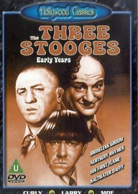£3.59 • Buy The Three Stooges - Early Years 1 [DVD], Good DVD, The Three Stooges,