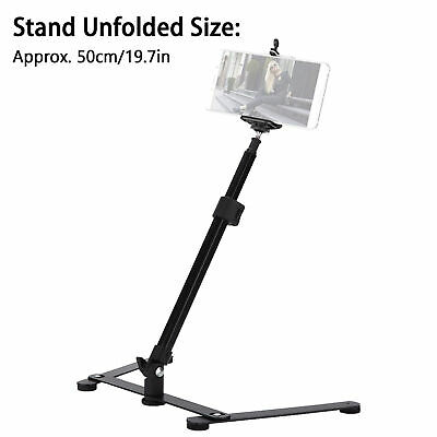 AU43.54 • Buy Adjustable LS-313 Photo Copy Stand Projector Stand For Gopro Camera Phone 50cm